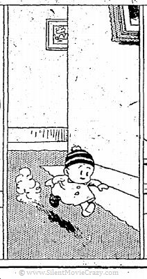 Herby from Smitty comic circa 1923