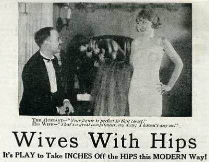 Wives With Hips