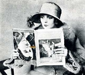 Silent Movie Magazine