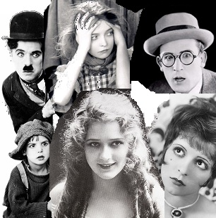 Silent Movie Crazy - Films, Reviews, Actors, Trivia, Fun